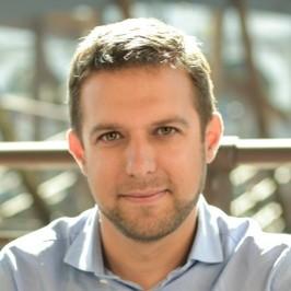 Romain Bischoff, pi-lot cabinet de négociation à Genève