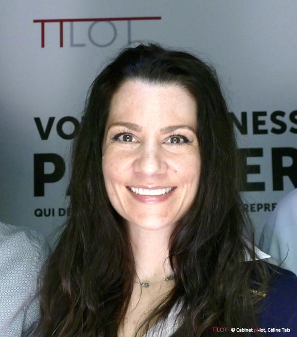Céline Taïs directrice de pilot