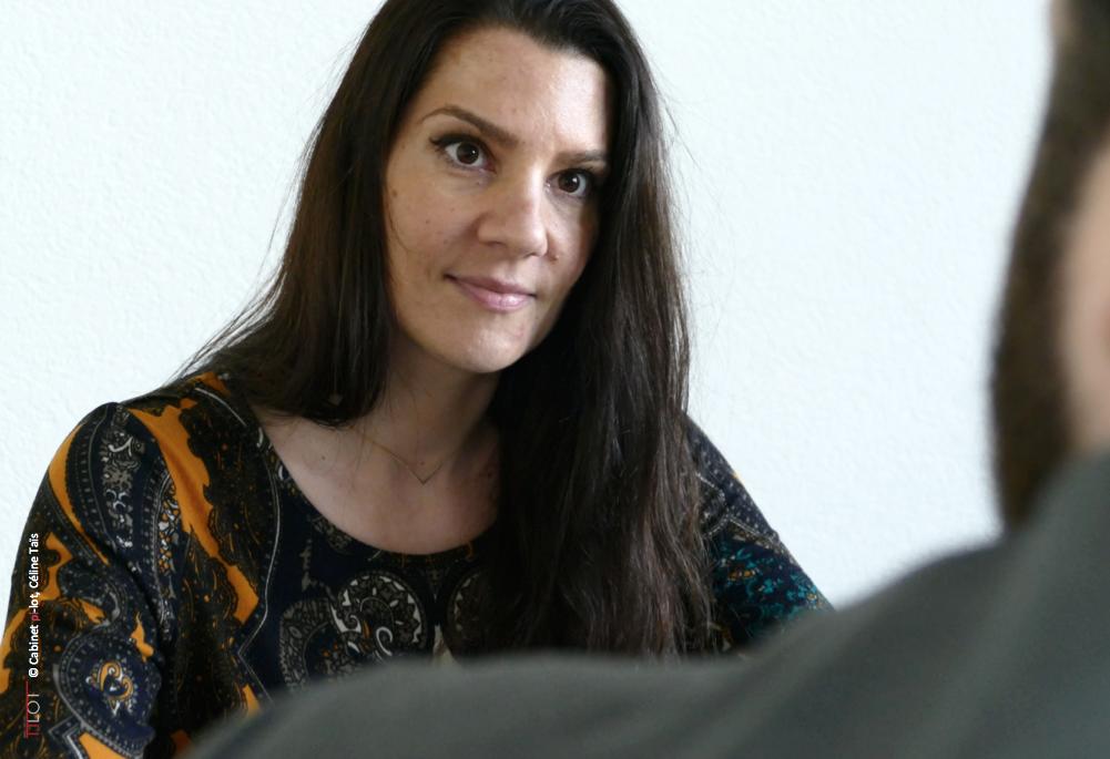 Céline Taïs dirigeante de pi-lot