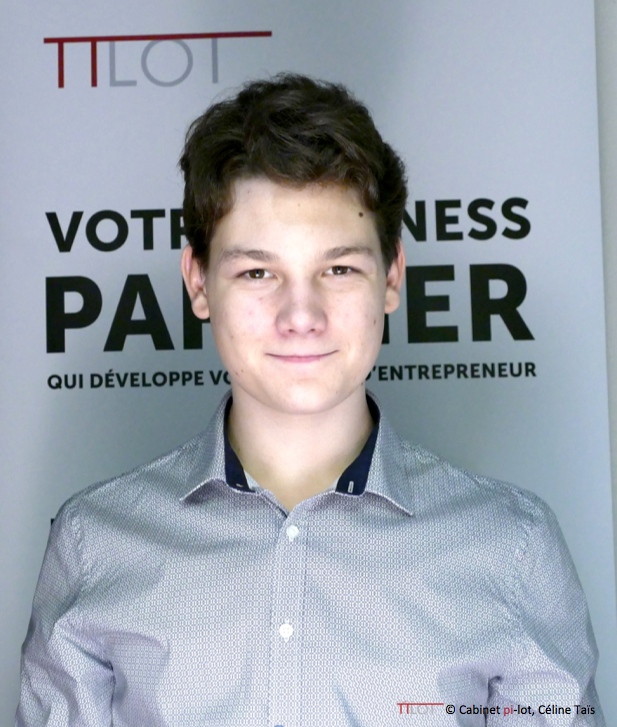 Hugo Taïs, assistant marketing junior