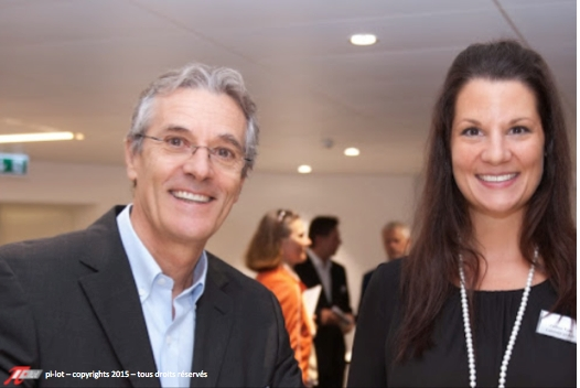 Jean-Philippe de Toledo et Céline Taïs