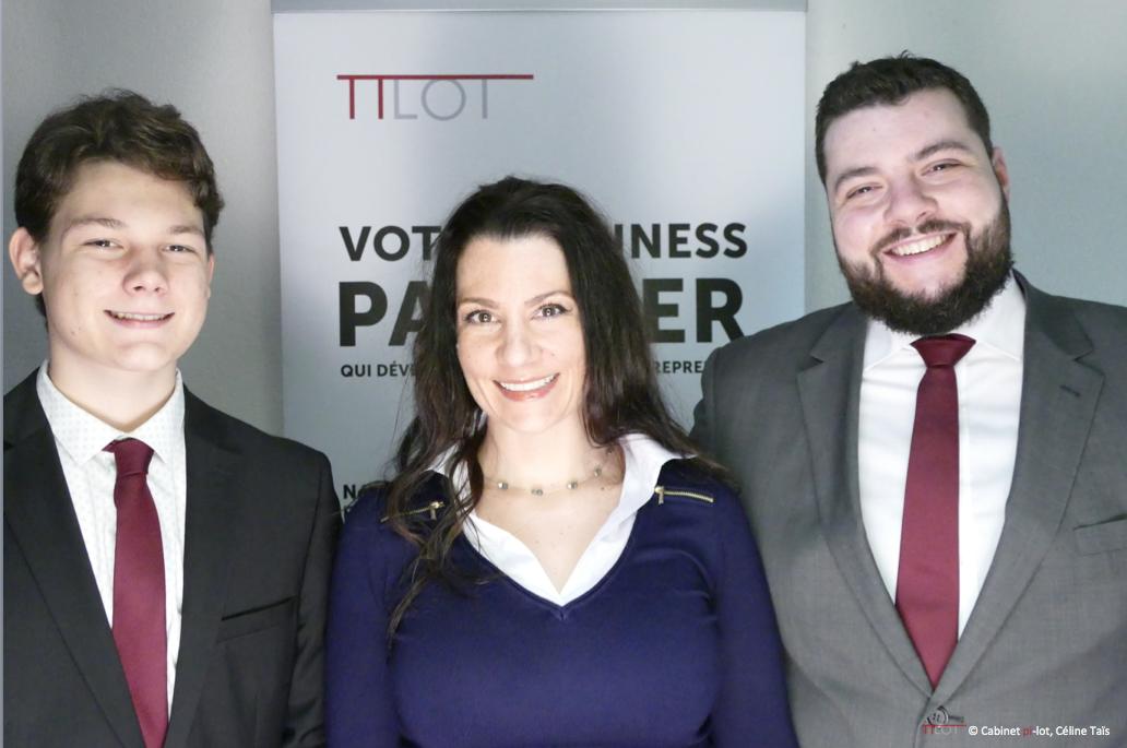 Photo de Hugo Taïs, Céline Taïs et Grégoire Pfäffli