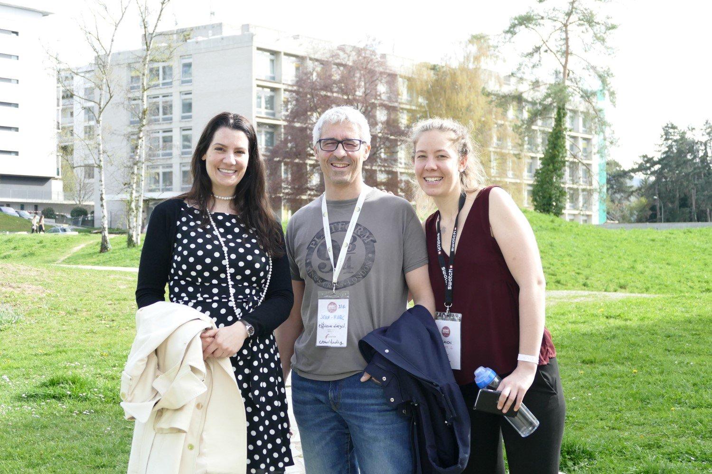 Céline Taïs dans le jury du Smartcity hack, pi-lot cabinet de négociation à Genève