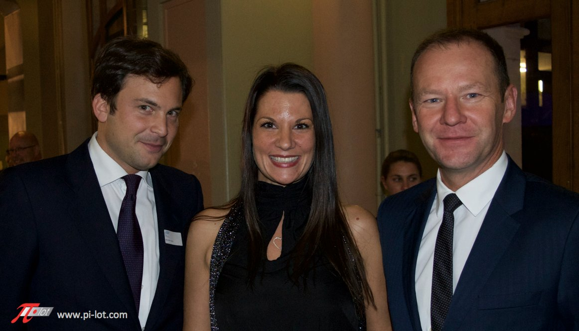 Guillame Barazzone, Céline Taïs et Yves Dal Busco, pi-lot cabinet de négociation à Genève