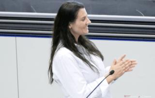 Céline Taïs, en conférence