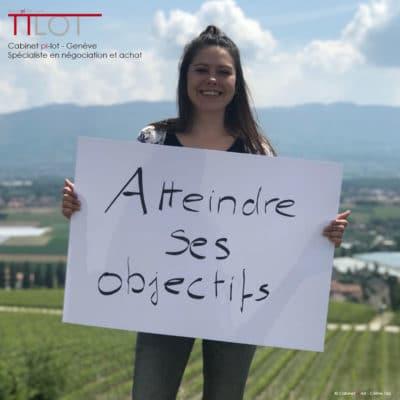 Nos communications digitales: Céline Taïs, pi-lot cabinet de négociation à Genève