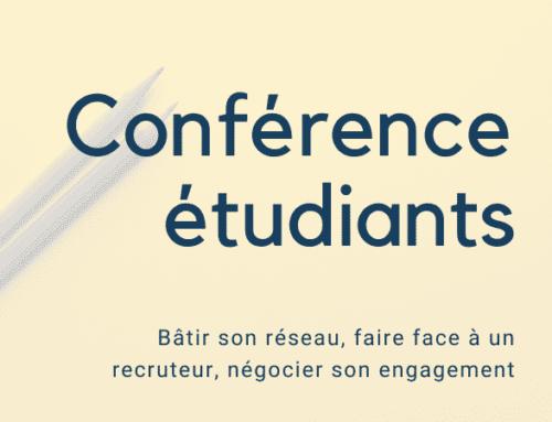 Conférence à Uni Mail : 10 octobre 2018 à Uni Mail
