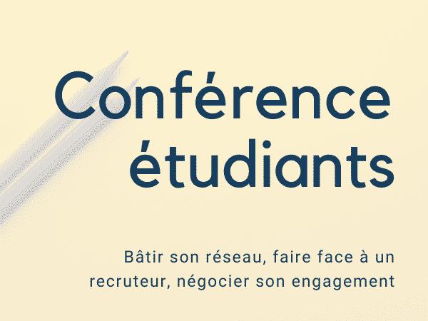 Conférence étudiants 2018 pi-lot